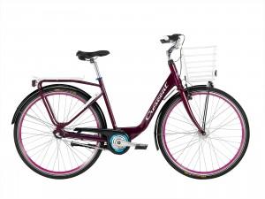 Damcykel Citybike