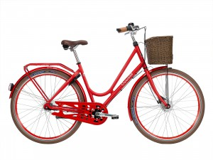 Klassisk damcykel